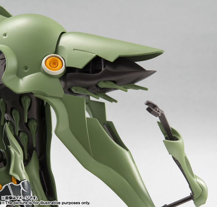 THE ROBOT SPIRITS 〈SIDE MS〉Kshatriya 06