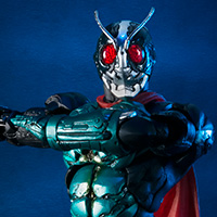 S.I.C. MASKED RIDER No. 2 (Old)