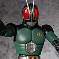 S.H.Figuarts MASKED RIDER BLACK RX