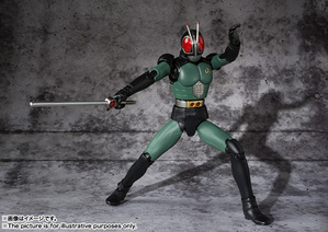 S.H.Figuarts MASKED RIDER BLACK RX 03