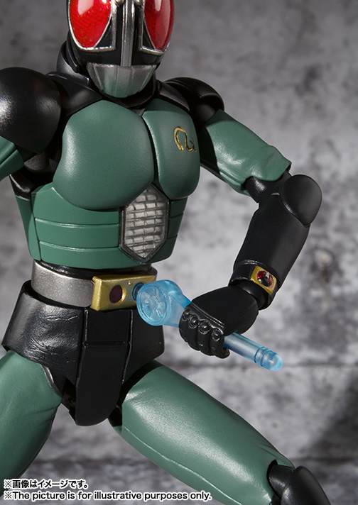 S.H.Figuarts MASKED RIDER BLACK RX 04