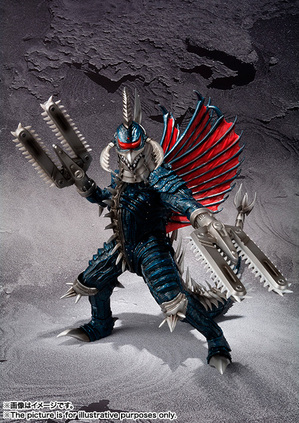 S.H.MonsterArts ガイガン(2004) 05