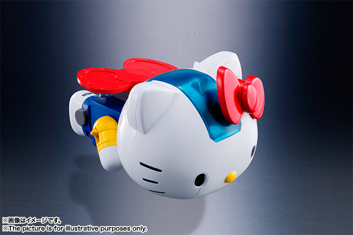 CHOGOKIN  Hello Kitty 11