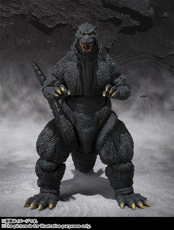 S.H.MonsterArts ゴジラ 01