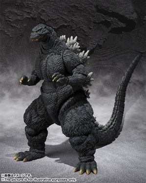 S.H.MonsterArts ゴジラ 02