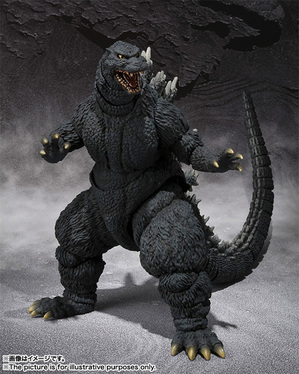 S.H.MonsterArts ゴジラ 03