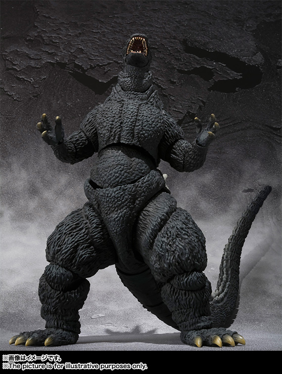 S.H.MonsterArts ゴジラ 04