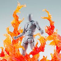 Tamashii Effect BURNING FLAME RED Ver.