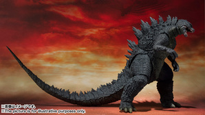 S.H.MonsterArts ゴジラ(2014) 05