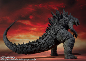 S.H.MonsterArts ゴジラ(2014) 06