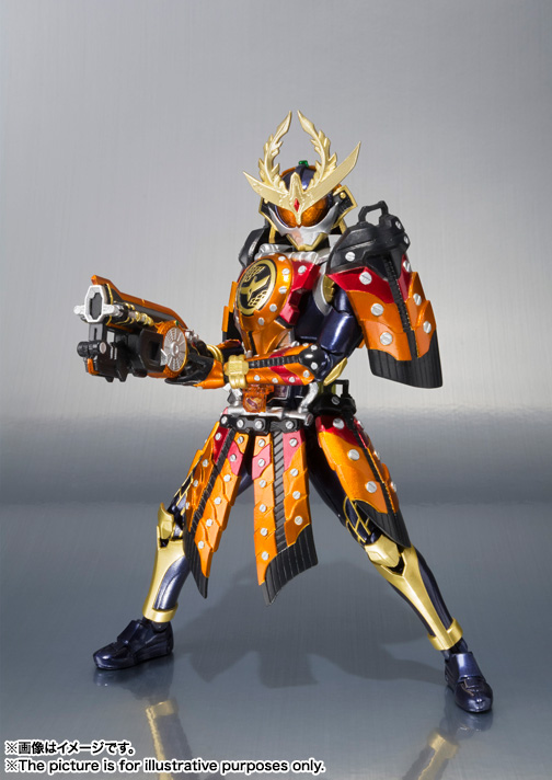 S.H.Figuarts 仮面ライダー鎧武 カチドキアームズ 03