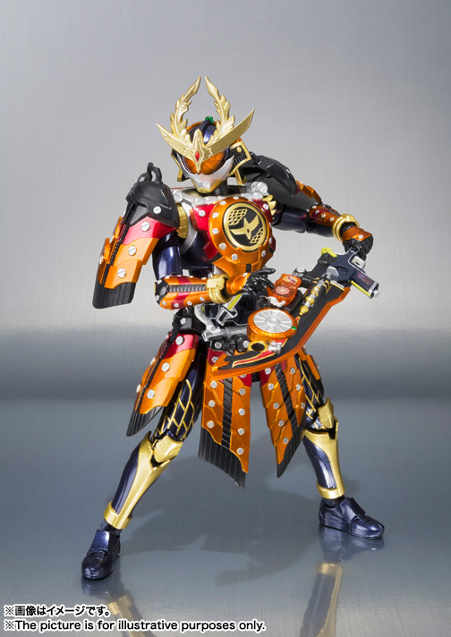S.H.Figuarts 仮面ライダー鎧武 カチドキアームズ 04
