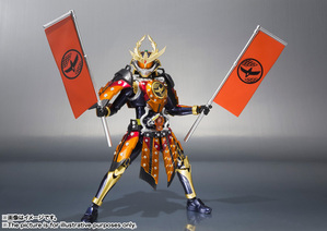 S.H.Figuarts 仮面ライダー鎧武 カチドキアームズ 06