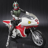 S.H.Figuarts MASKED RIDER NEW 1 & NEW CYCLONE
