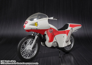 S.H.Figuarts MASKED RIDER NEW 1 & NEW CYCLONE 03