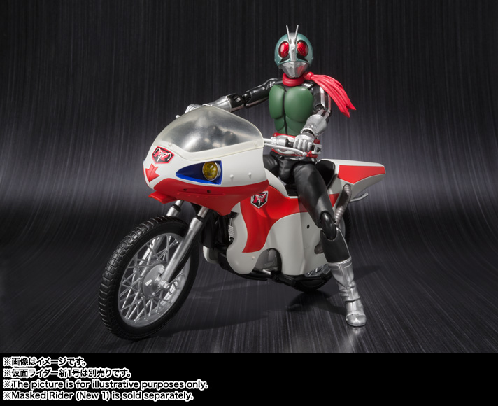 S.H.Figuarts NEW CYCLONE 02