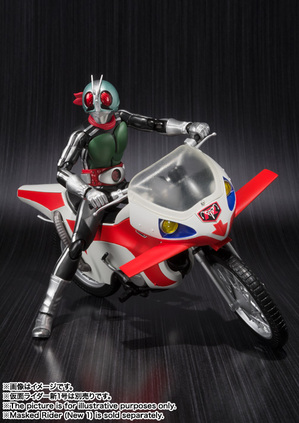 S.H.Figuarts NEW CYCLONE 03