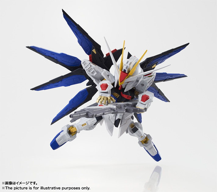 NXEDGE STYLE [MS UNIT]STRIKE FREEDOM GUNDAM 01