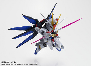 NXEDGE STYLE [MS UNIT]STRIKE FREEDOM GUNDAM 03