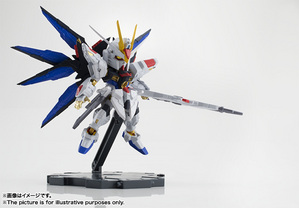 NXEDGE STYLE [MS UNIT]STRIKE FREEDOM GUNDAM 07
