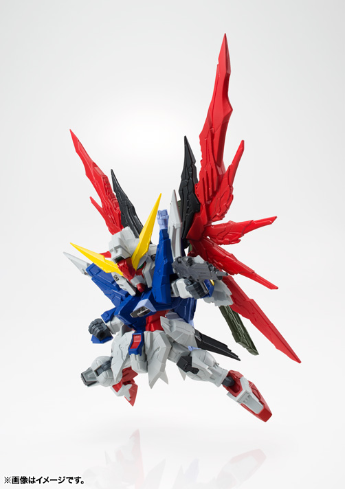 NXEDGE STYLE [MS UNIT]DESTINY GUNDAM 03