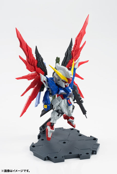 NXEDGE STYLE [MS UNIT]DESTINY GUNDAM 04