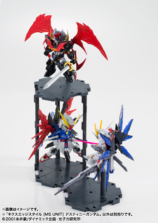 NXEDGE STYLE [MS UNIT]DESTINY GUNDAM 07