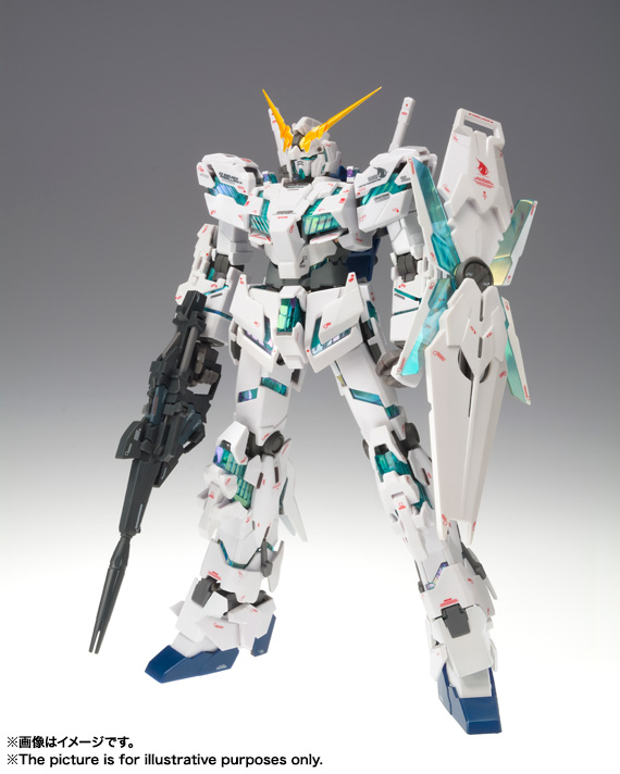 GUNDAM FIX FIGURATION METAL COMPOSITE UNICORN GUNDAM (AWAKEN FORM) 01