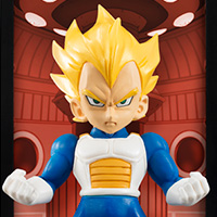 TAMASHII BUDDIES SUPER SAIYAN VEGETA