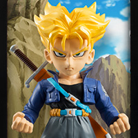TAMASHII BUDDIES SUPER SAIYAN TRUNKS