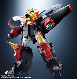 Soul of Chogokin GX-68 the King of Braves Gaogaigar 01