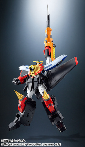 Soul of Chogokin GX-68 the King of Braves Gaogaigar 02
