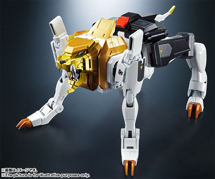 Soul of Chogokin GX-68 the King of Braves Gaogaigar 03