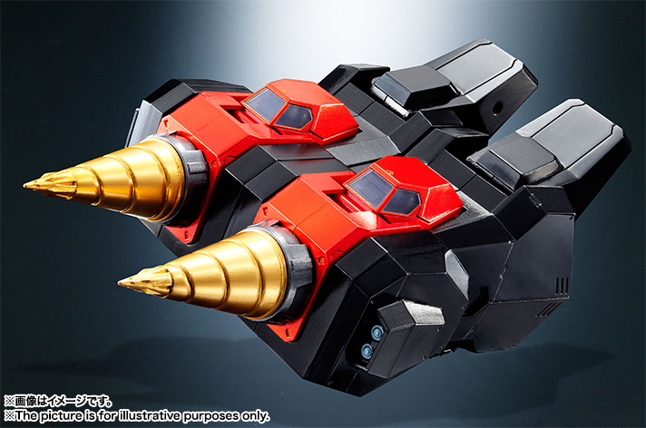 Soul of Chogokin GX-68 the King of Braves Gaogaigar 08