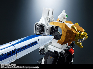 Soul of Chogokin GX-68 the King of Braves Gaogaigar 09