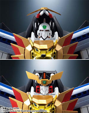 Soul of Chogokin GX-68 the King of Braves Gaogaigar 11
