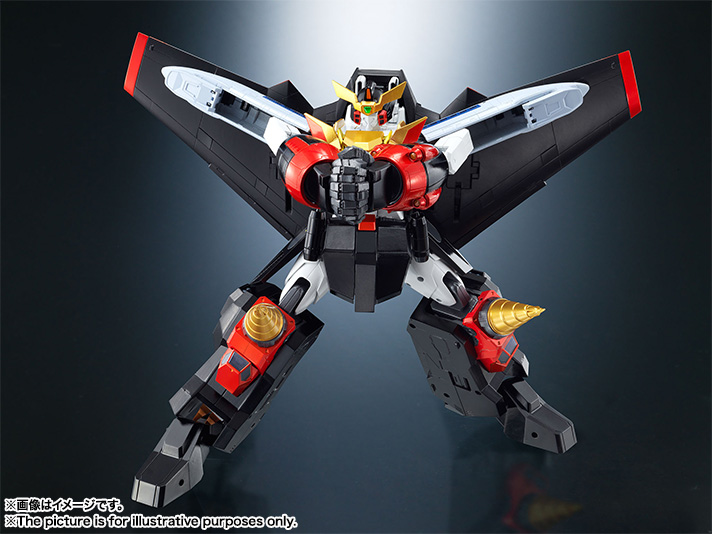 Soul of Chogokin GX-68 the King of Braves Gaogaigar 12
