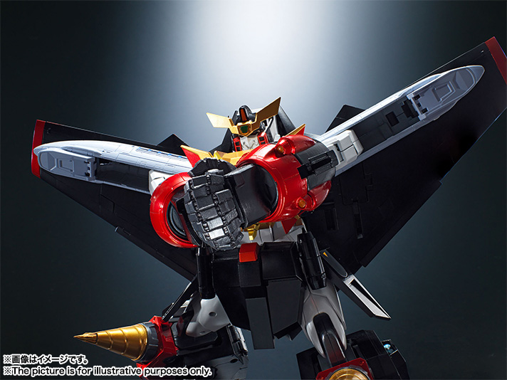 Soul of Chogokin GX-68 the King of Braves Gaogaigar 13