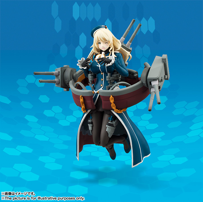 Armor Girls Project ATAGO (KANCOLLE) 05