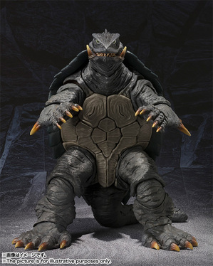 S.H.MonsterArts GAMERA (1996) 01