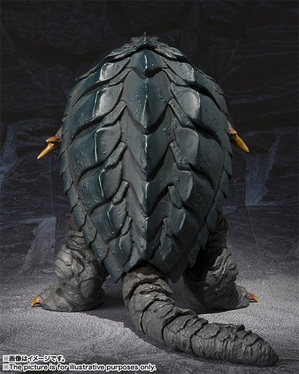 S.H.MonsterArts GAMERA (1996) 02