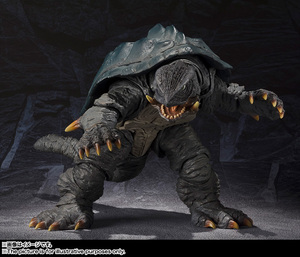 S.H.MonsterArts GAMERA (1996) 06