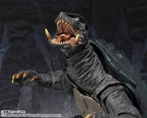 S.H.MonsterArts GAMERA (1996) 08
