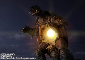 S.H.MonsterArts GAMERA (1996) 13