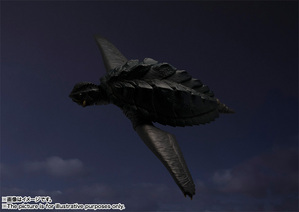 S.H.MonsterArts GAMERA (1996) 14
