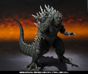 S.H.MonsterArts ゴジラ2000ミレニアム Special Color Ver. 02