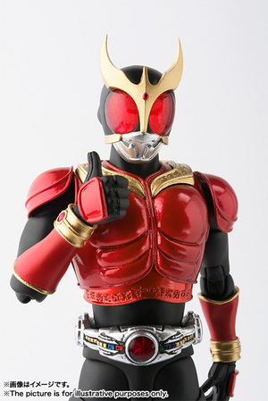 S.H.Figuarts MASKED RIDER KUUGA MIGHTY FORM 04