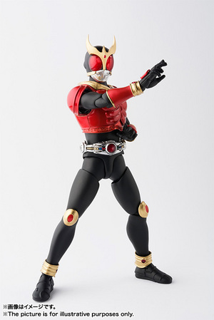 S.H.Figuarts MASKED RIDER KUUGA MIGHTY FORM 06