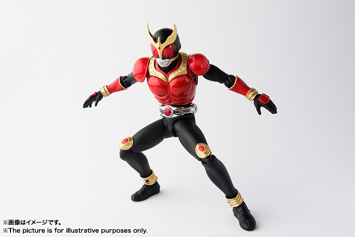 S.H.Figuarts MASKED RIDER KUUGA MIGHTY FORM 07