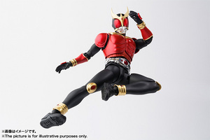 S.H.Figuarts MASKED RIDER KUUGA MIGHTY FORM 09